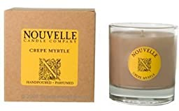 Nouvelle Crepe Myrtle 11oz Glass Candle