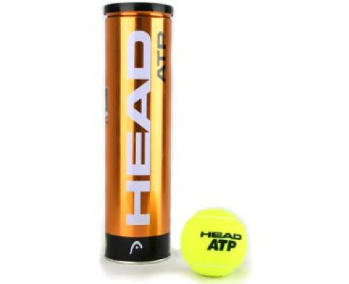 HEAD ATP Tour Tennis Balls (1 Dozen)