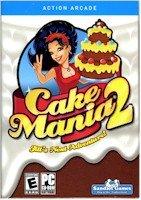 Cake Mania 2 (Jewel Case)