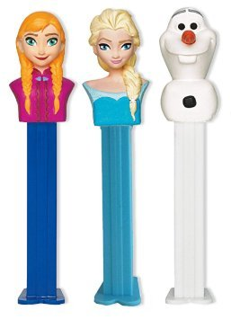 disneys-frozen-pez-dispenser-with-two-refils-sold-singly-one-random-character-supplied