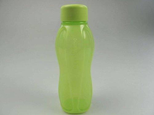 tupperware-eco-friendly-water-bottle-ecoeasy-310-ml-lime-green-eco-ecoflasche-cuboid-new