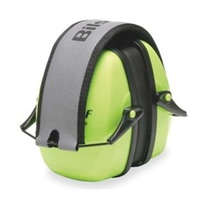 Ear Muff, 27dB, Folding, Green