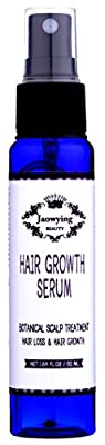 Hair Growth Serum - Easy to Use Spray Hair Growth Stimulator to Treat Thinness, Baldness & Patchiness - BEST Hair Growth Spray for Bald Head & Thinning Hair Men or Women - NET 1.69 Ounces /(50 Ml.)
