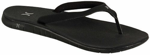 Hurley Phantom Women'S Sandal - Black - 8 front-807595