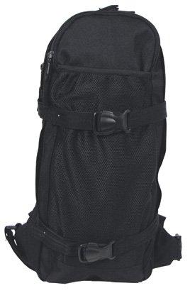 Trinkrucksack m. TPU-Beutel, 2,5 Liter, schwarz