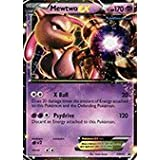 Pokemon Mewtwo Ex Promo Card Set FROM Fall 2012 Collectors Tin [Toy]
