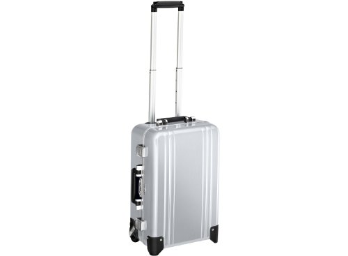 zero-halliburton-classic-polycarbonate-carry-on-2-rollen-kabinentrolley-53-cm-silver
