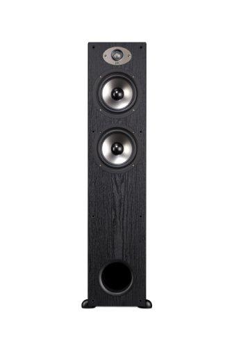 Polk Audio Tsx 330T Tower Speaker - Black