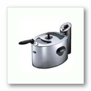 Oster 0DF540 Classic Stainless-Steel Immersion Deep Fryer