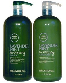 Paul Mitchell Lavender Mint Shampoo And Conditioner Set 33.8 Oz