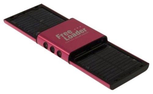 Freeloader Solar Charger Pink