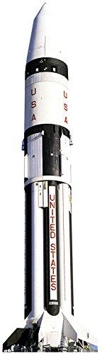 Star Cutouts - Stsc138 - Figurine Géante - Fusée - 186 Cm