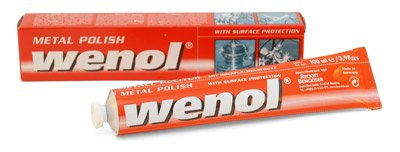 Wenol Metal Cleaner Polish (RED) - 2 Pack (Electron Pot compare prices)