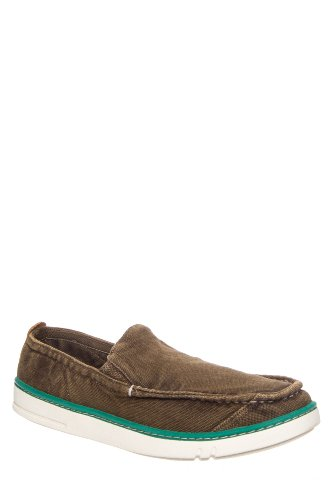 Timberland Men's Earthkeepers Hookset Handcrafted Slip-On Loafer Shoe