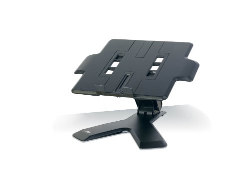 3M LX600MB Laptop and Netbook Riser Stand with Platform 40 x 12.5cm
