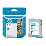 HP Colour InkJet cp1700 Original Printer Ink Cartridge - Cyan