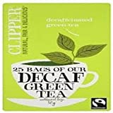 Clipper Decaf Green Tea 25bag - CLIP-CTF416
