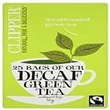 Clipper Decaf Green Tea 25bag - CLIP-CTF416