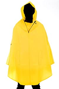 Cyclepro Cycle Cape - Yellow, Large (Old Version)
