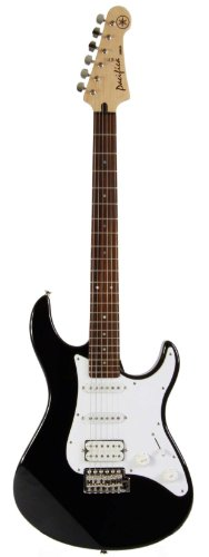 YAMAHA PACIFICA012 BLACK エレキギター 初心者 入門モデル パシフィカ (ヤマハ) 島村楽器限定販売