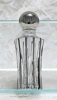パースパフュームボトル ローマ 手描き シルバー