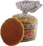 Stroopwafels - 20 Dutch Caramel Syrup Waffle Cookies