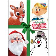 The Original Christmas Classics Gift Set (Rudolph the Red-Nosed Reindeer / Santa Claus is Comin' to Town / Frosty the Snowman / The Little Drummer Boy / Cricket on the Hearth / Mr. Magoo's Christmas Carol / Frosty Returns) [Blu-ray] (2012)