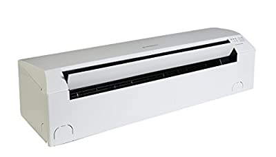 O General ASGG12JLCA-1.0 Inverter Wall Mounted Split AC (1 Ton, White)