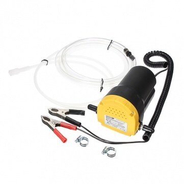 12V Oil Diesel Fluid Extractor Transfer Pump For Electric Motorbike