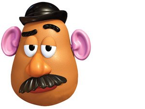 mr potato head mask