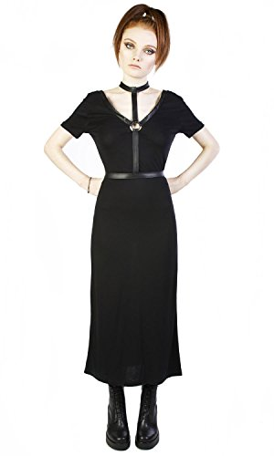 Disturbia Choke Dress - Lge / UK 12-14 / EU 40-42