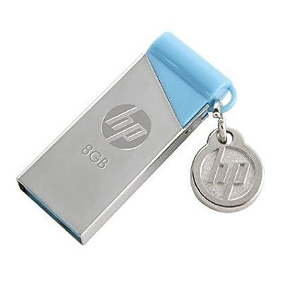 HP v215b 8GB Pen Drive (Silver)