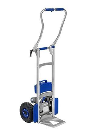 Wesco 274149 power liftkar sal stair climbing fold frame for Motorized stair climbing dolly