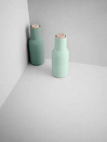Menu Salz- oder Pfeffermühle Bottle moosgrün