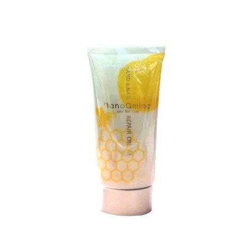 ナノアミノ シトラスハニー UVカット リペアミルク C25 50ml