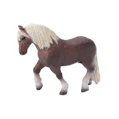 Bullyland Sorrel Horse Plastic Figure