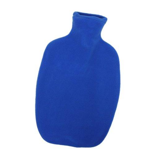 [ファシー] FASHY 6520 フリースカバー やわらか湯たんぽ 1.4L BLUE [並行輸入品]