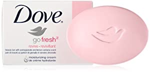 Dove Beauty Bar, Revive, 6-Count, 4-Ounce Bars