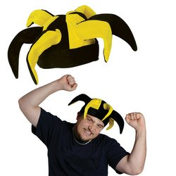 Plush Spiked Novelty Hat at SteelerMania