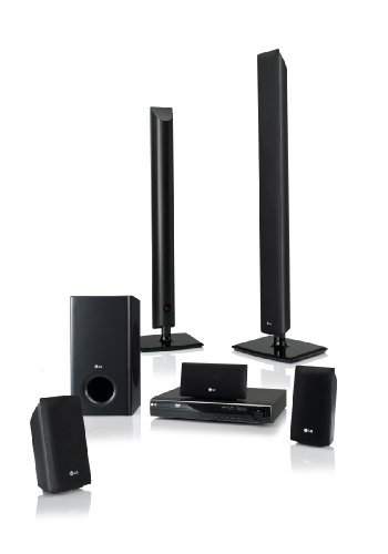 LG HT805PH  5.1 DVD Home Cinema System