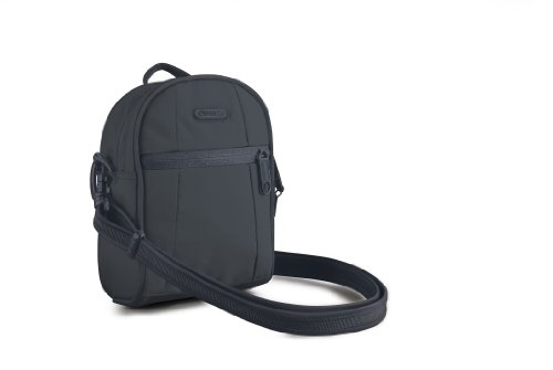 Pacsafe Metrosafe 100 GII Hip and Shoulder Bag, Midnight Blue