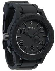 Men's Rubber 51-30 Watch Color: Black