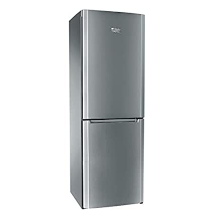 Hotpoint-Ariston EBL 18221 F réfrigérateur-congélateur - réfrigérateurs-congélateurs (Autonome, Acier inoxydable, Bas-placé, A+, SN, ST, T, Non, 4*)