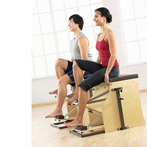 STOTT PILATES Stability Chair Pilates