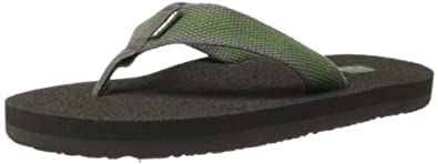 Teva Men's Mush II Flip Flop,Beach Green,7 M US
