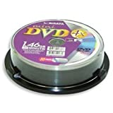Ritek Ridata 1.46GB 4x Mini DVD-R Disc (100-Disc Spindle)