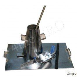 British Standard Grip U-Boulons-galvanisé en acier doux