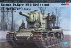 Russian Tank Hobby Boss 1/48 Russian Kv-1 1942 Heavy Cast Turret