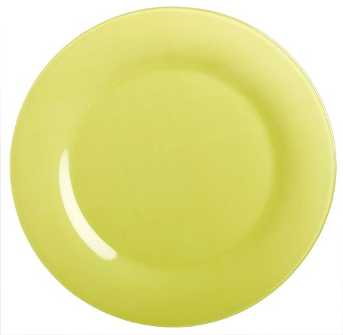 Buy Luminarc Color Moods Apple 10.5-Inch Dinner Plate,  Set Of 6