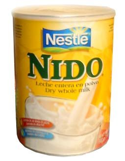 Nido Dry Whole Milk (Mexico) 800G (1.76Lb)